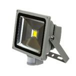 Прожектор светодиодный СДО-2Д-10 10Вт  с датчиком движения